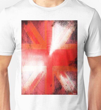God save the Union Jack Unisex T-Shirt