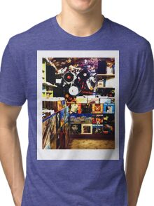 The Record Store // LONDON COLLECTION  Tri-blend T-Shirt