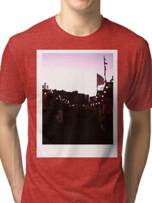 Lights Will Guide You Home // LONDON COLLECTION Tri-blend T-Shirt