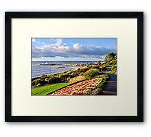 Langmoor-Lister Garden Overview Framed Print