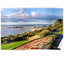 Langmoor-Lister Garden Overview Poster