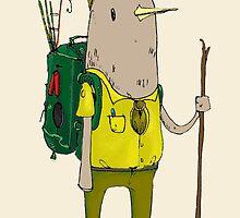 Bird Scout by EthanBurnsides