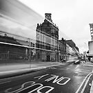 Townsend Street, Dublin by Alessio Michelini