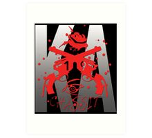 Chassit - All is 19 Art Print
