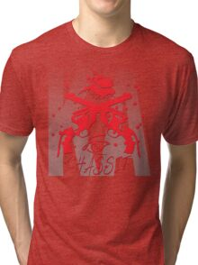 Chassit - All is 19 Tri-blend T-Shirt