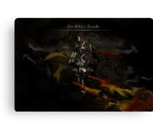 The Elder Scrolls Canvas Print