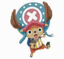 Tony Tony Chopper One piece by VirtualMan