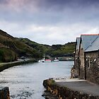 Boscastle Evening by Nigel Hatton, Derwent Digital Imaging