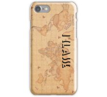 1A CLASSE iPhone Case/Skin