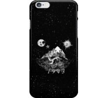 The Bicycle Day iPhone Case/Skin