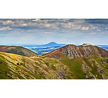 Long Mynd Photographic Print