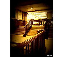 Baker Street tube =London Photographic Print