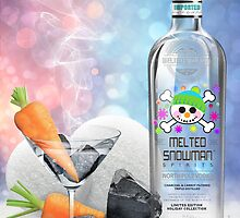 """""""Melted Snowman"""" Martini - North Pole Vodka by soaringanchor"""