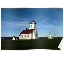 Wood Islands Lighthouse Poster