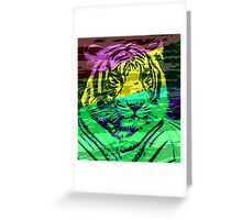 Colors No Lion Greeting Card