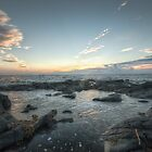 Be Water, my Friend || Troon, Scotland by Anir Pandit