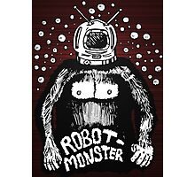 Robot Monster Photographic Print