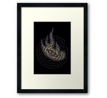 Spiral Out - Lateralus Framed Print