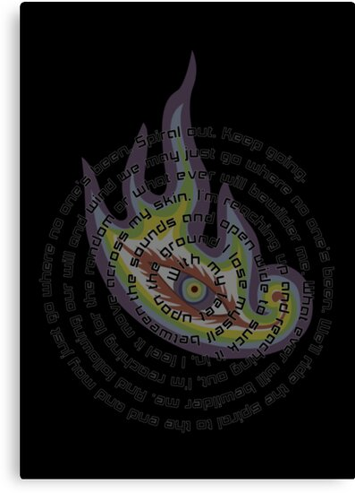 Spiral Out - Lateralus by DanSoup