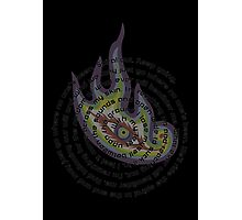 Spiral Out - Lateralus Photographic Print