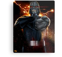 """DARKSEID RULES"" Metal Print"
