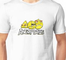 angry balls Unisex T-Shirt