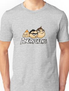angry geeks Unisex T-Shirt