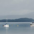 Calm Water Mooring: Broadford, Skye by Richard Flint