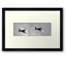 RAN Sea Furys Framed Print