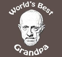 World's Best Grandpa - White Text by zorpzorp