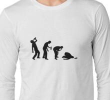 regression Long Sleeve T-Shirt