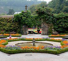 Mirabell Garden, Salzburg (Austria) by bubblehex08