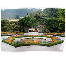 Mirabell Garden, Salzburg (Austria) Poster
