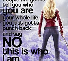 Emma Quote poster by Steven Wood