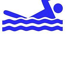 Blue Swimmer by kwg2200