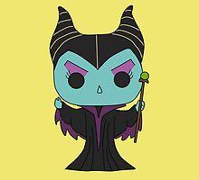 maleficent_pop by Fresh-Design