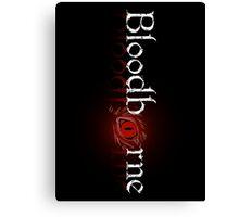 Bloodborne Canvas Print