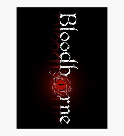 Bloodborne Photographic Print