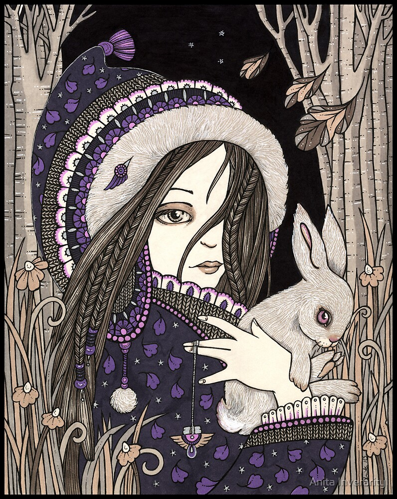 Alida by Anita Inverarity