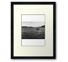 Loch Ness Kraken Framed Print