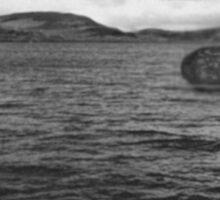 Loch Ness Kraken Sticker