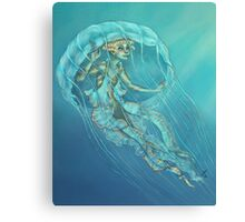.Jelly Masquerade. Canvas Print
