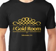 The Gold Room Unisex T-Shirt