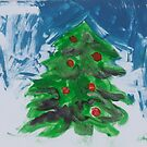 Oh Christmas Tree by Claudia Smaletz