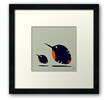 Of a Feather 2 Framed Print