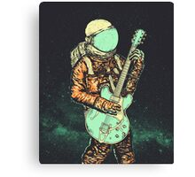 alone in my space Canvas Print