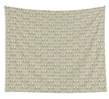 Flock of sheep Wall Tapestry