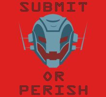 Ultron Submit or Perish by VicNeko