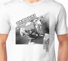 Zamurai: Undead Warrior #2 Unisex T-Shirt