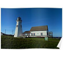 East Point Lighthouse I Poster